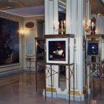 Feuille d'or, hôtel Meurice