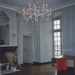 Patine, château de la Roche-Guyon